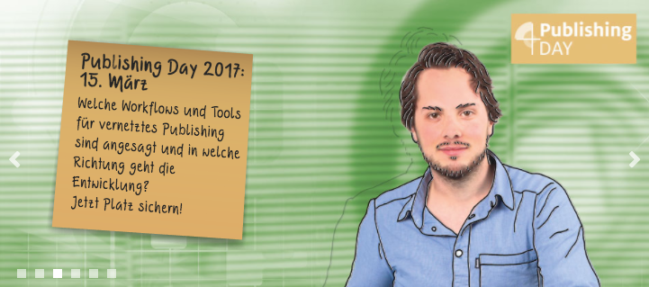 Publishing Day | 15.03.2017 | Zürich