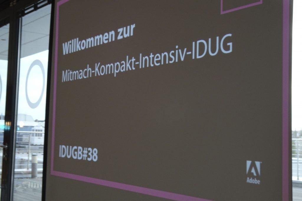 IDUG Berlin / Tabellen & Co
