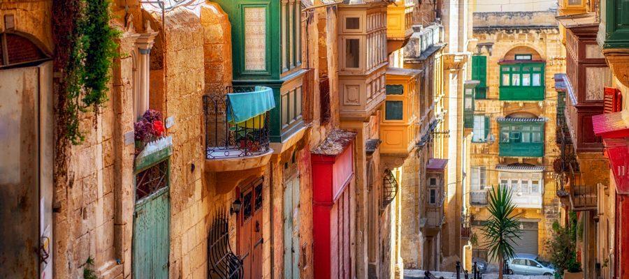 Jahresstart und Lern-Auszeit in Valetta, Europas Kulturhauptstadt 2018