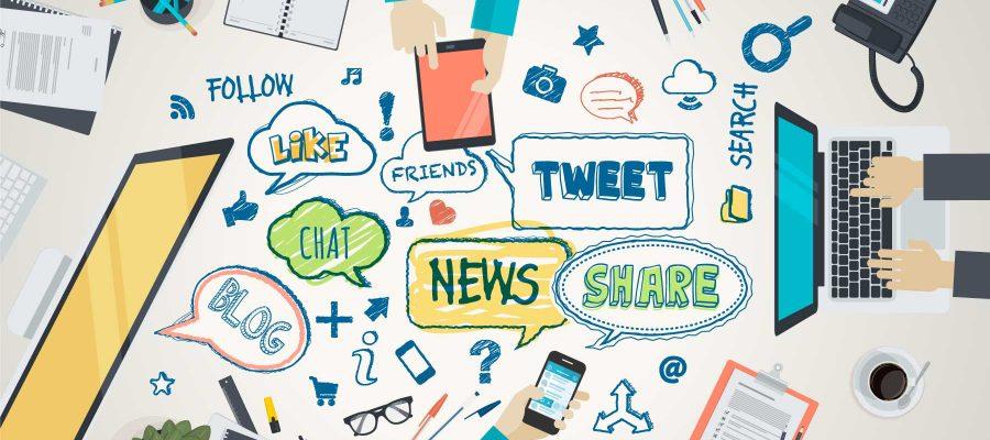 PublishingDay Zürich | Wie sich der SocialMedia-Redaktionsplan fast von selbst füllt | 21.03.2018