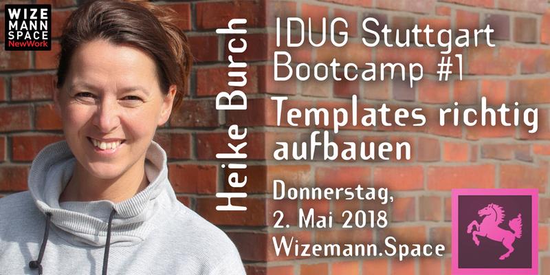 InDesign-Templates richtig aufbauen | IDUG Stuttgart | 02.05.2018