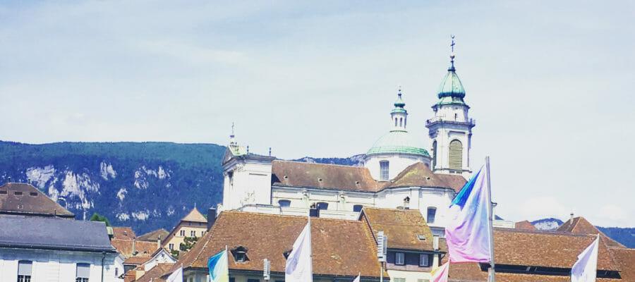 am wochenende sindwaren die literaturtage in solothurn. hier treffen sich autoren verleger leser und 1