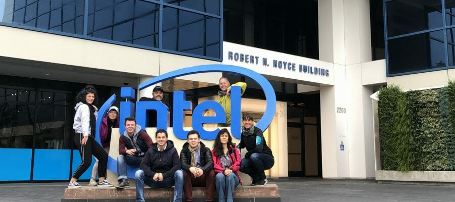 Inspirations-Reise ins Silicon Valley // Besuch bei Intel