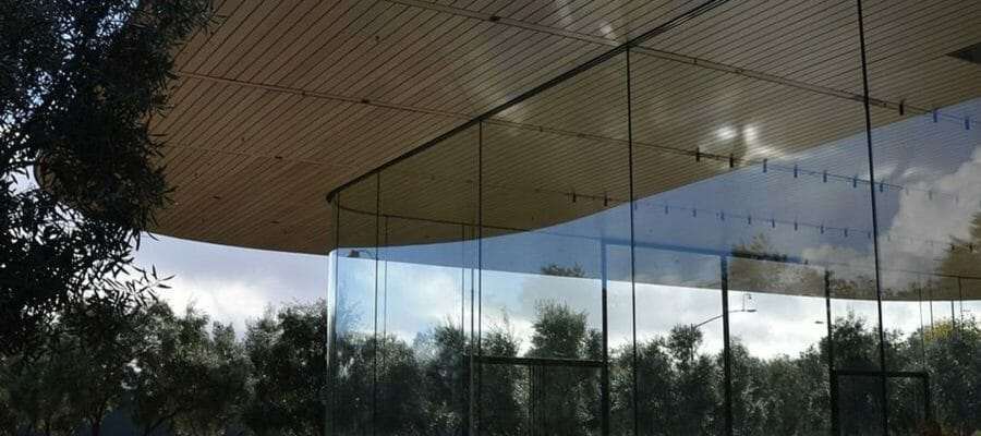 apple in cupertino • • • wir besuchten den apple park und das neue visitor center in cupertino 1