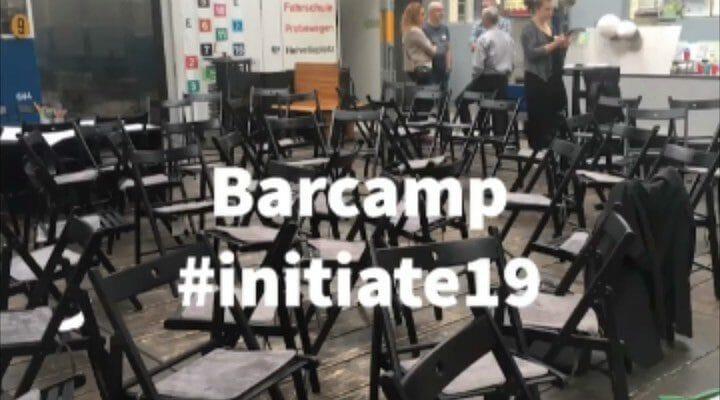 das barcamp in drei akten weiter nach rechts swipen initiate19 neueslernen • • • . www.moliri.